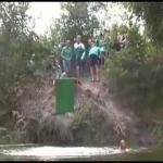 """Cold-Water-Challenge des KBV """"Freesenholt"""" Utarp-Schweindorf"""