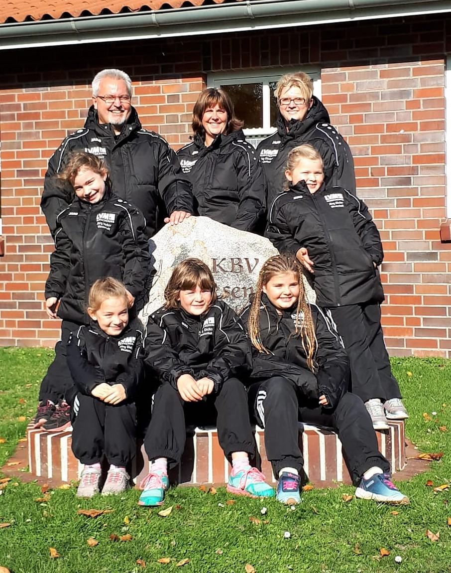 weibliche Jugend F - 1. Mannschaft